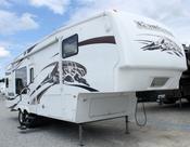 Used 2008 Keystone Montana 3000RK Fifth Wheel For Sale