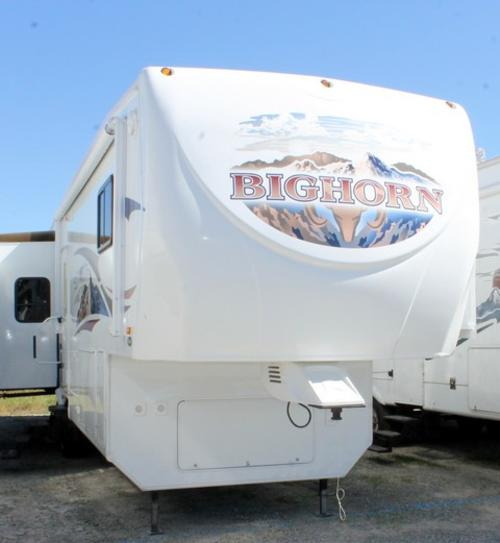 Used 2009 Heartland Bighorn 3600RL Fifth Wheel For Sale