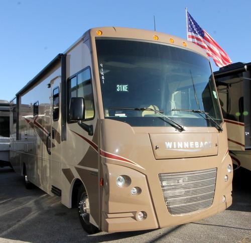 New 2016 Winnebago Vista 31KE Class A - Gas For Sale
