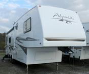 Used 2005 Western Alpenlite 32RL Fifth Wheel For Sale