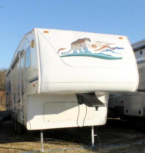 2003 Keystone Cougar