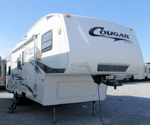 Used 2007 Keystone Cougar 281BHS Fifth Wheel For Sale