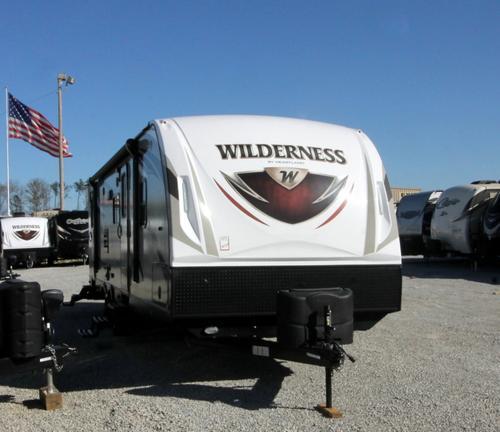 2017 Heartland Wilderness