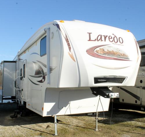 Used 2010 Keystone Laredo 298BH Fifth Wheel For Sale