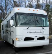 Used 2003 Fourwinds Hurricane 33SL Class A - Gas For Sale