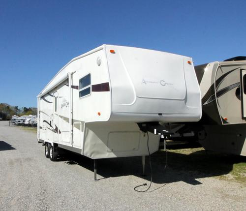 Used 2006 Americamp RV Summit Ridge 270RKS Fifth Wheel For Sale