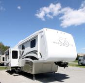 Used 2008 Double Tree RV Mobile Suite 38RL Fifth Wheel For Sale