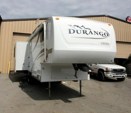 Used 2010 K-Z Durango M275RE Fifth Wheel For Sale