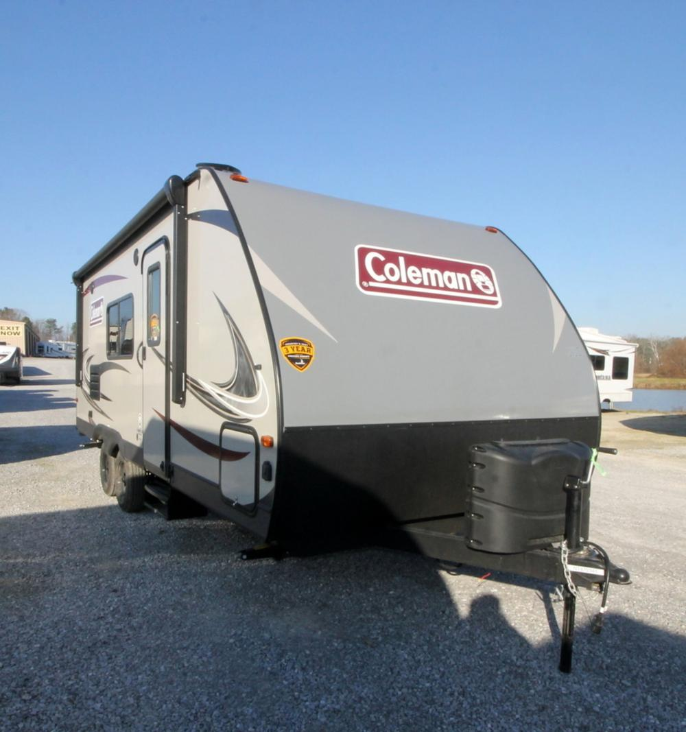 Travel Trailers Small: Coleman Travel Trailers For Sale In TN