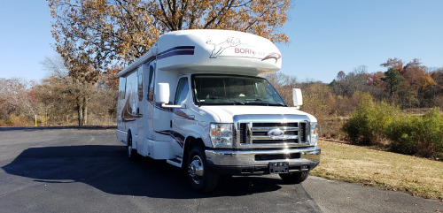 Exterior : 2015-DODGEN-SPLENDOR REAR SIDE BED E450