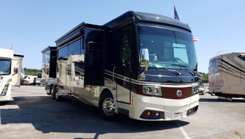 New or Used Class A Diesel Motorhomes For Sale - Camping