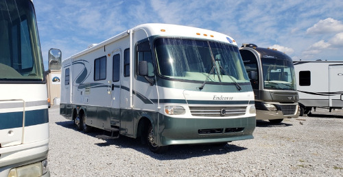 Exterior : 1998-HOLIDAY RAMBLER-36WGS FORD