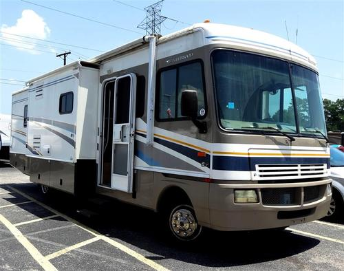 Used 2005 Fleetwood Bounder 34F Class A - Gas For Sale