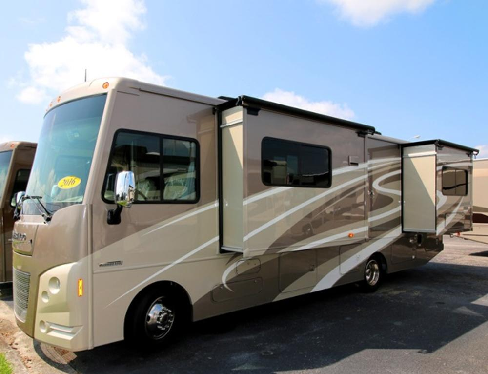Excellent We Have A 2017 Winnebago SunStar LX 35F, And When On Battery Power  We Have A 2006 Class B Gulf Stream Vista Cruiser With A 27liter Turbodiesel I