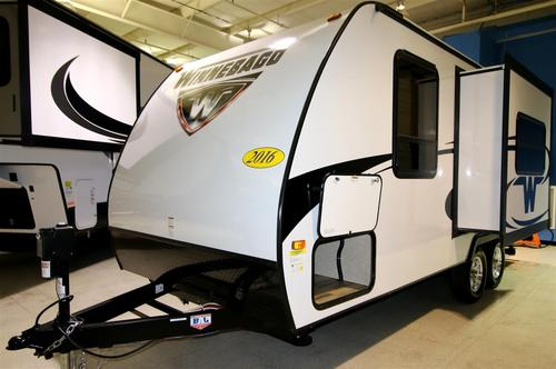 2016 Winnebago Minnie