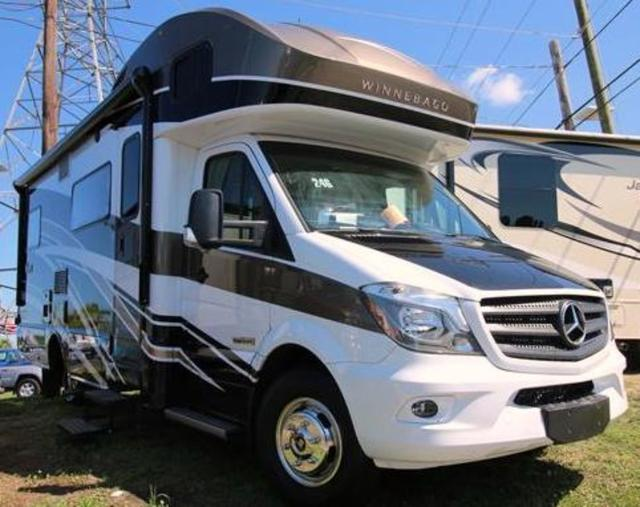 Buy a New Winnebago View in North Charleston, SC.