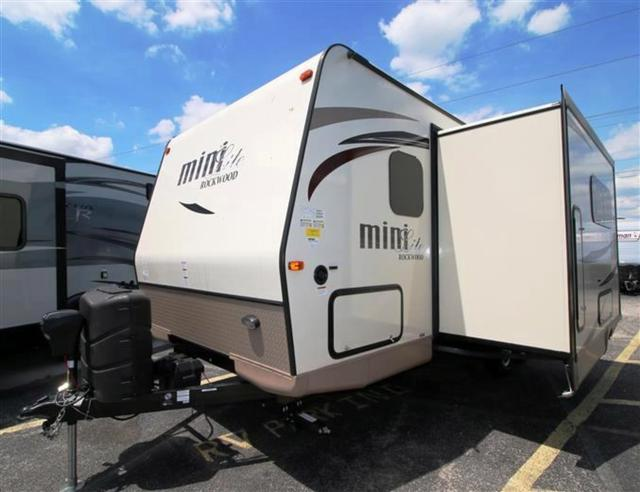 Buy a New Forest River Rockwood Mini Lite in North Charleston, SC.