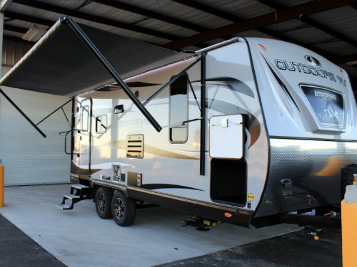Exterior : 2020-OUTDOORS RV-21RBS