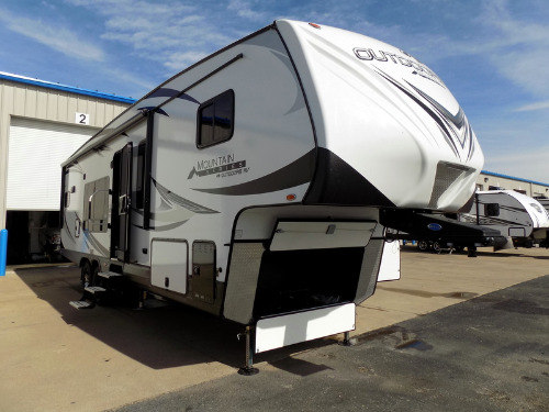 Exterior : 2020-OUTDOORS RV-F28RKS