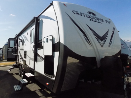 Exterior : 2020-OUTDOORS RV-25RDS
