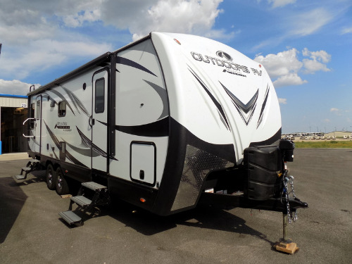 Exterior : 2020-OUTDOORS RV-25RTS