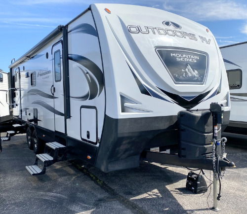RV : 2020-OUTDOORS RV-25RTS
