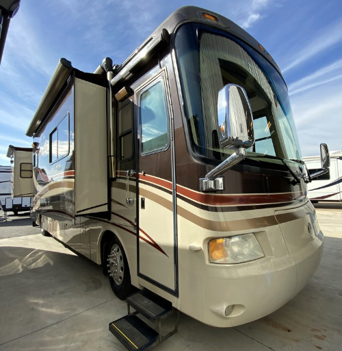 RV : 2008-HOLIDAY RAMBLER-40SFT