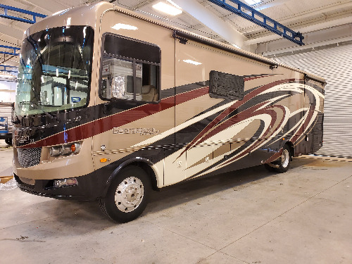 RV : 2018-FOREST RIVER-378TS