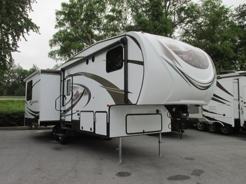 Used 2015 K-Z Durango 295 Fifth Wheel For Sale