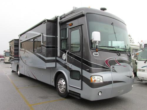 Used 2006 Tiffin Allegro M-40QDP Class A - Diesel For Sale