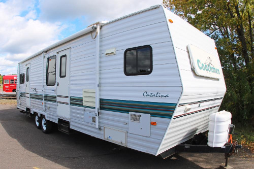 Exterior : 1998-COACHMEN-342DS-S