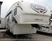 Used 2013 Forest River Sabre 320FQDS Fifth Wheel For Sale