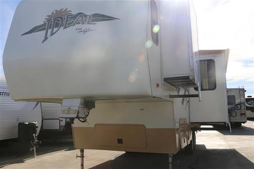 Used 1999 Alfa Founder 29RL Fifth Wheel For Sale