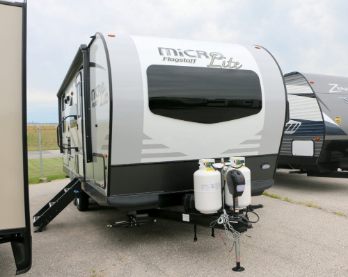 Microlite Travel Trailer >> Forest River Flagstaff Micro Lite Rvs For Sale Camping World Rv Sales