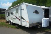 Used 2010 Skamper Kodiak 25QS Travel Trailer For Sale