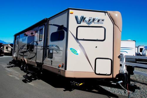 2016 Forest River Flagstaff V-lite