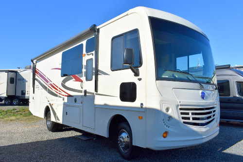 Cab : 2019-HOLIDAY RAMBLER-29M