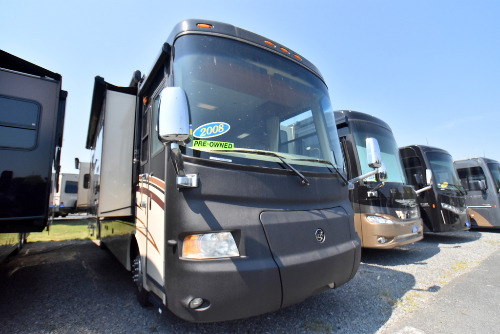 Cab : 2008-HOLIDAY RAMBLER-40SKQ