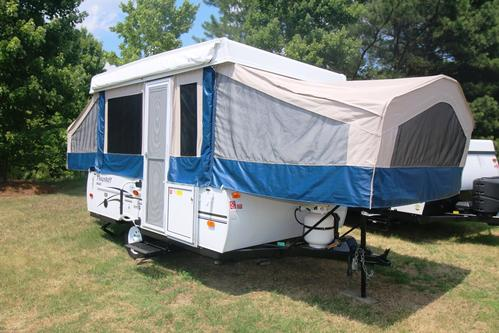 Used 2013 Forest River Flagstaff 208 Pop Up For Sale