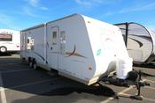 Used 2005 Jayco Feather 25Z Travel Trailer For Sale