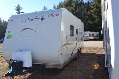 Used 2004 Jayco Jay Feather 22U LGT Travel Trailer For Sale