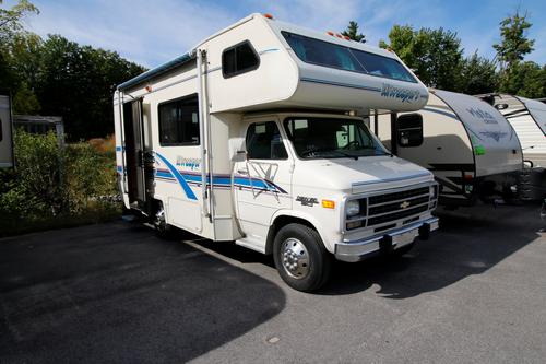New or used class c motorhomes for sale rvs near conway for Used class c motor homes for sale