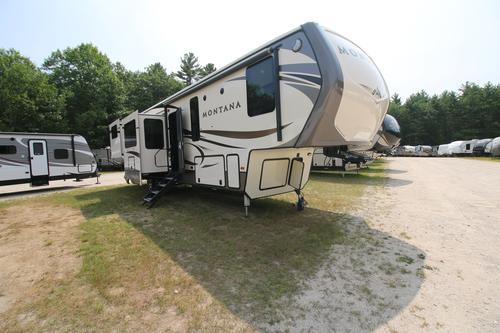 Keystone Montana 3790rd Rvs For Sale Camping World Rv Sales