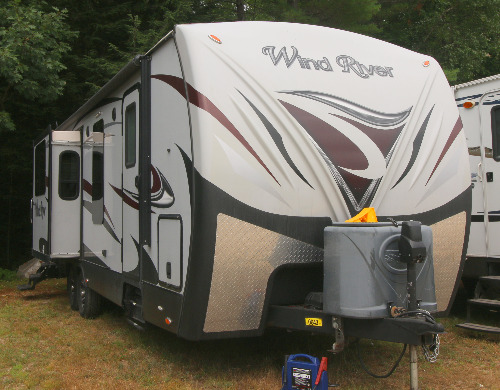 Exterior : 2016-OUTDOORS RV-270RKSW