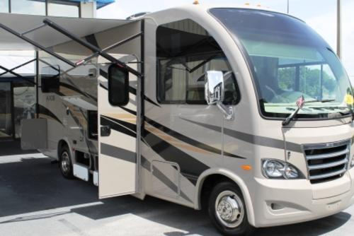 Used 2015 THOR MOTOR COACH AXIS 24.1 Class A - Gas For Sale