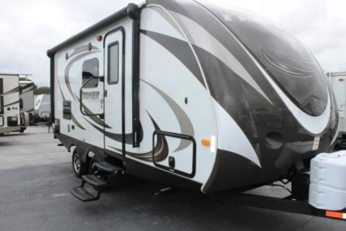 Used 2015 Keystone Bullet 19RBS Travel Trailer For Sale