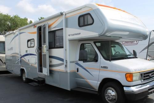 Used 2007 Fleetwood Jamboree 31M Class C For Sale