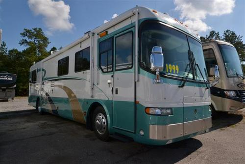 Used 1999 Holiday Rambler Navigator 40WDS Class A - Diesel For Sale
