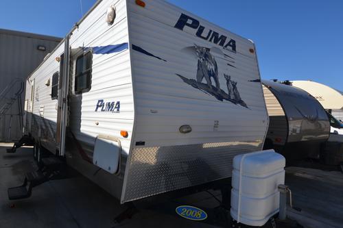 2008 Palomino Puma