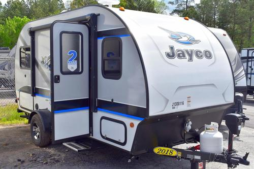 Bedroom : 2018-JAYCO-16FD